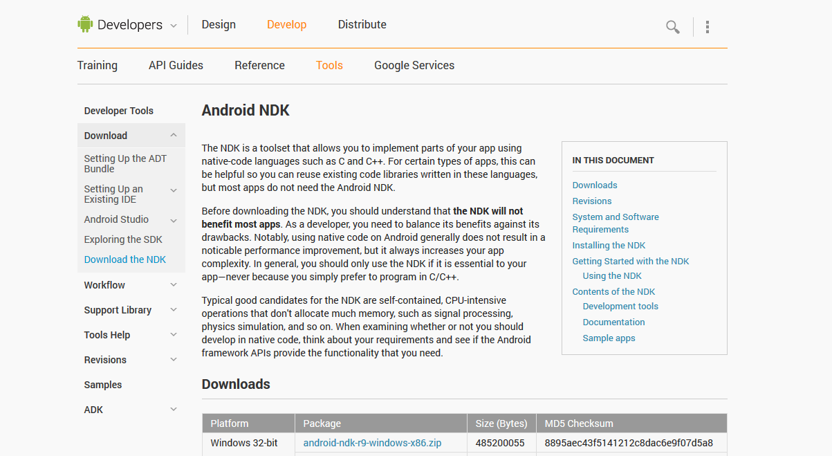 androidndk