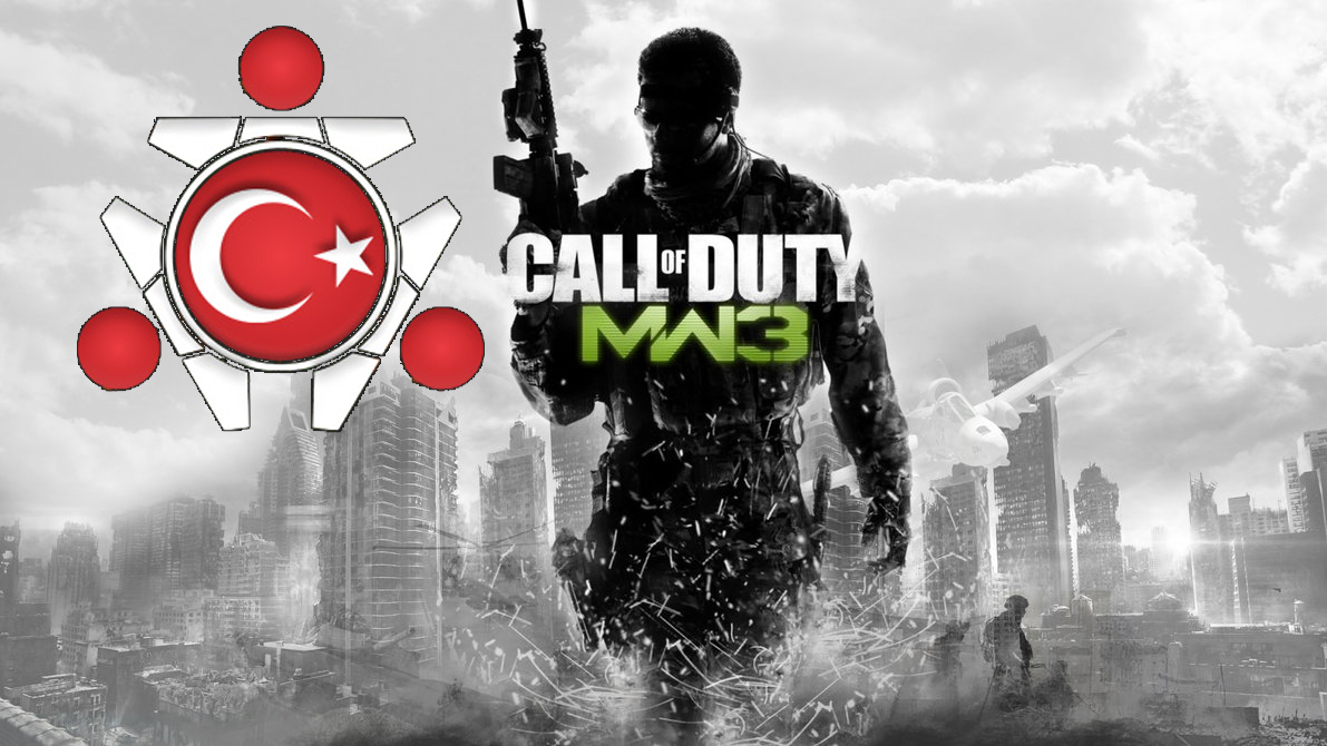 Call of Duty Modern Warfare 3  Türkçe Dublaj