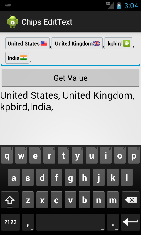 android-component-view
