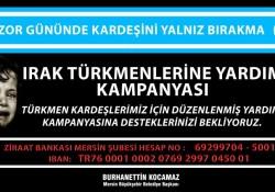Irak Türkmenleri Yardım Kampanyası