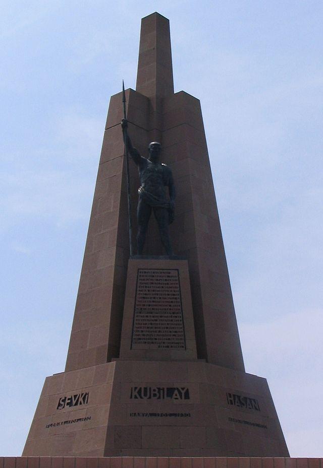 Şehit_Kubilay_Anıtı